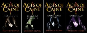 Acts of Caine, korice
