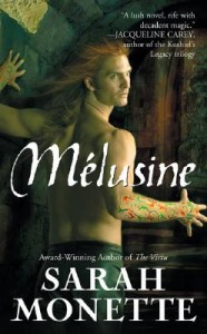 Melusine (The Doctrine of Labyrinths #1), korice