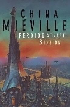 Stanica Perdido, korice prvog izdanja