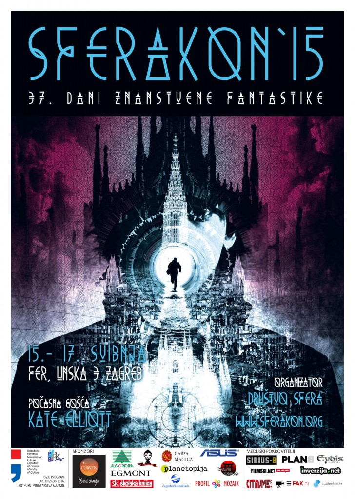 SFerakon poster, preuzeto sa sajta
