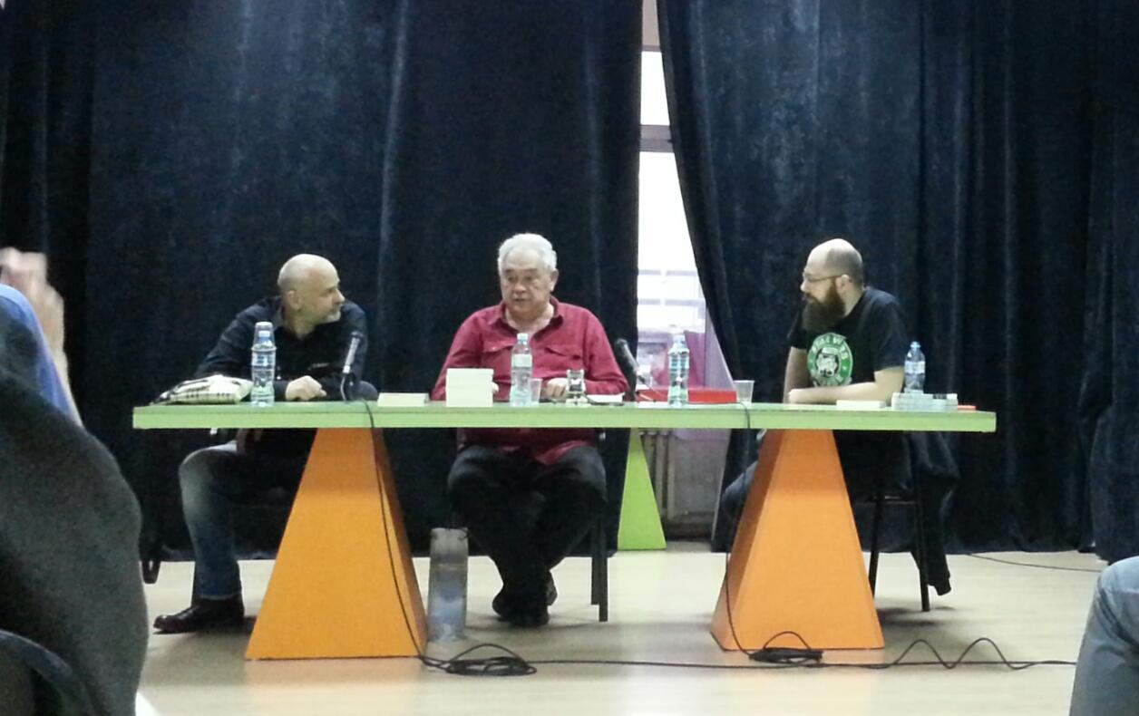 Lazar Janjić, Radmilo Anđelković, Žarko Milićević
