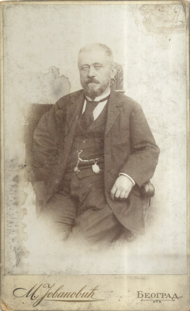 Lazar Komarčić (1839-1909)