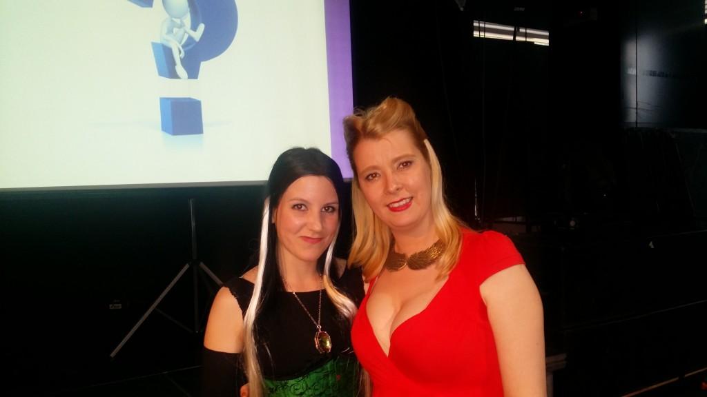 Hristina Vlajković, Jelena Jokanović, Potter Mania