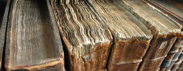 Stare knjige, preuzeto sa portala Vikimedija