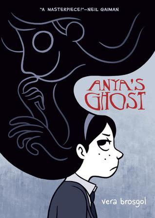 Anya's Ghost, korice
