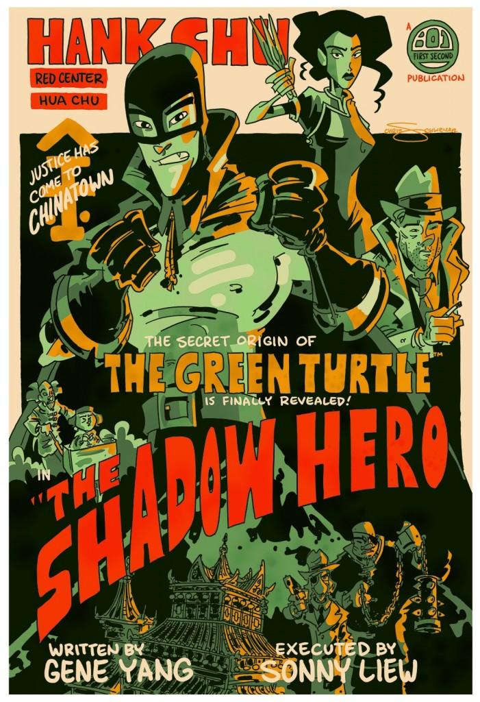 The Shadow Hero - nagrada za scenario