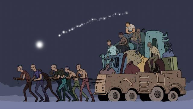 Nebeski karavan - 09; Petrik, anubisazp