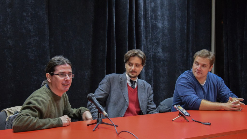 Cvetković, Petrik, Krunić