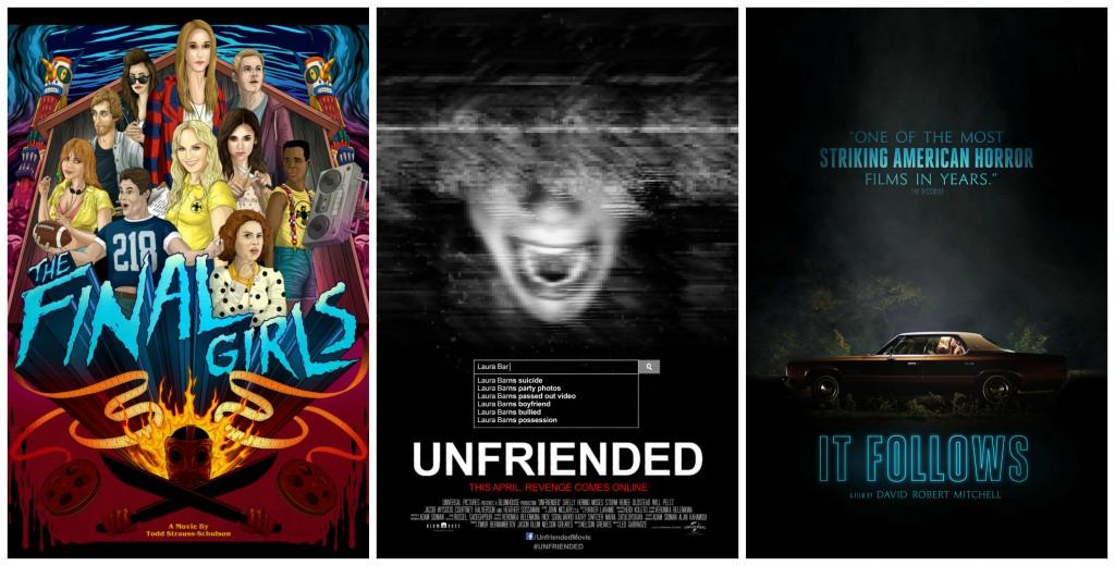 kandidati za najbolji horor film